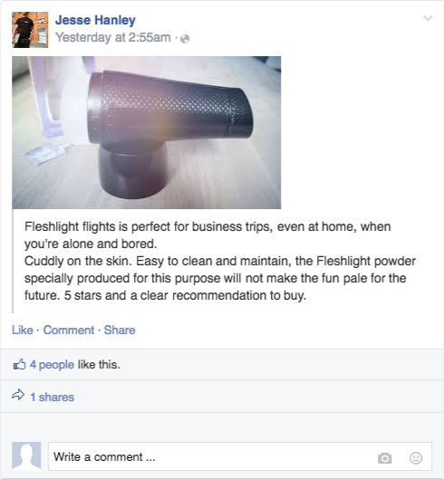 Fleshlight review deep dive
